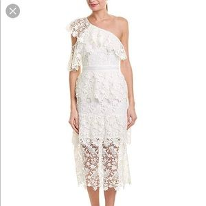 NWT! Joie Belisa Lace Midi Dress